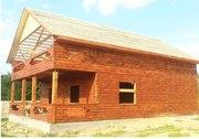 Дом-Баня из бруса готовые срубы с установкой-10 дней Волковыск