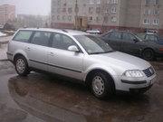 Продается автомобиль Volkswagen Passat B5 GP