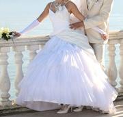 Продам безумно красивое свадебное платье-трансформер Papilio